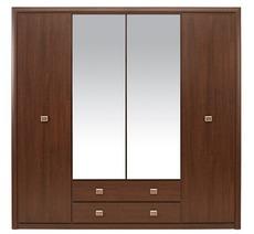 Шафа 4-х дверна Гербор - Коен - SZF4D2S (018)