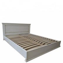 Ліжко дерев'яне дубове АРТмеблі - Еліт - 140 х 200 (190)