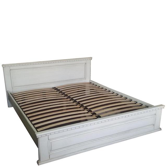 Кровать деревянная дубовая АРТмебель - Элит плюс - 160 х 200 (190)