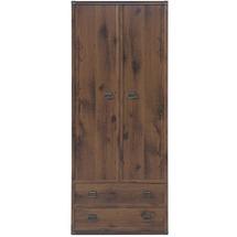 Шафа 2-х дверна з полицями - JSZF_2d2s_80 (J_020А)