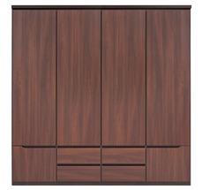 Шафа 4-х дверна Гербор - Джулі - SZF6D2S (017)