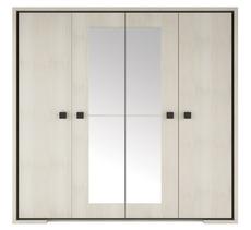 Шафа 4-х дверна Гербор - Ніколь - 4d (014)