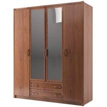 Шафа 4-х дверна Гербор - Валерія - 4d/2s - V_08 (vl-008)