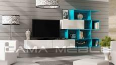 Стінка Cama Meble - VIGO 16 WHITE