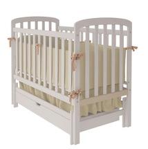 Детская кроватка Woodman - Teddy (поперечное качание)