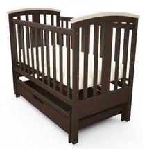 Детская кроватка Woodman - Mia (поперечное качание)