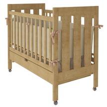 Детская кроватка Woodman - Oscar (на колесиках с ящиком)