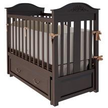 Детская кроватка Woodman - Leonardo (поперечное качание)