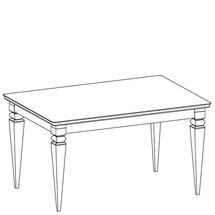 Журнальний столик Taranko - Torino - TO-S2 stolik
