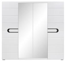 Шафа 4-х дверна BRW - Byron - SZF2D2L/21/22