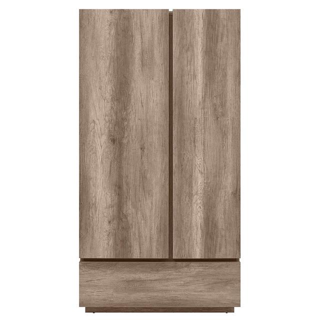 Шафа 2-х дверна BRW - Anticca - SZF2D1S