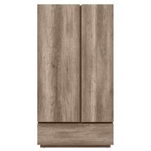 Шкаф 2-х дверный BRW - Anticca - SZF2D1S