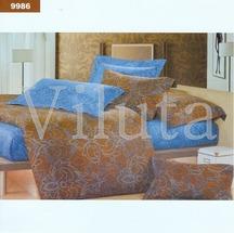 Постільна білизна Viluta - Ранфорс - 9986 (полуторний)