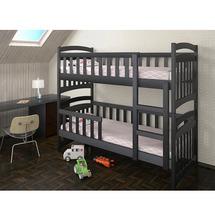 Двухъярусная детская кровать Дримка - Белоснежка +  80х190