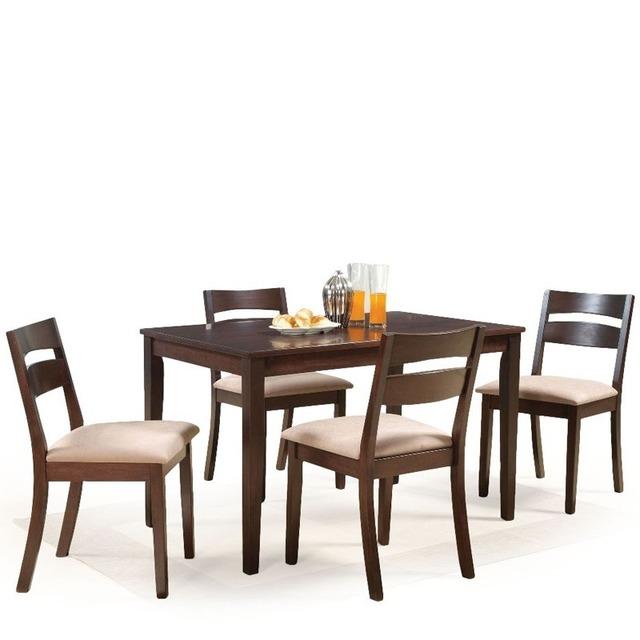 Столовый комплект Halmar - BAHAMAS (стол + 4 стула)