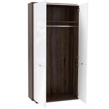 Шафа 2-х дверна FORTE - ALCANO - ALCS821