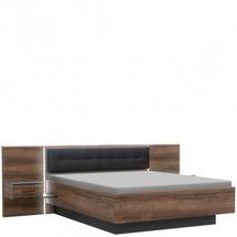 Кровать FORTE - BELLEVUE - BLQL161B