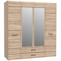 Шафа 4-х дверна FORTE - COMBINO - CMBS86S