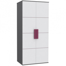 Шафа 2-х дверна FORTE - LIBELLE - LBLS82