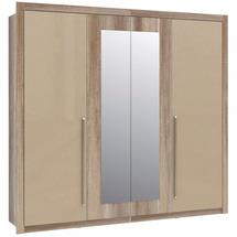 Шафа 4-х дверна FORTE - MALVAGIO - MLVS84S