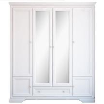 Шафа 4-х дверна Гербор - Клео - 4d/1s (001)