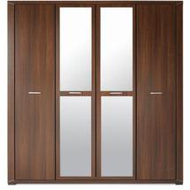 Шафа 4-х дверна Гербор - Палемо - SZF4Dz (з дзеркалом)