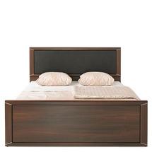 Ліжко Гербор - Палемо - LOZ/140t (каркас) (Вставка Сіра тканина)