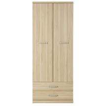 Шафа 2-х дверна Гербор - Інді - 80