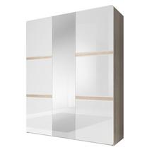 Шафа 3-х дверна Гербор - Ліберті - 3D
