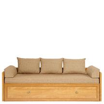 Ліжко розкладне Гербор - Севілла + матрац і подушки (L)