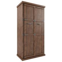 Шафа 2-х дверна Гербор - РІчард - 2D
