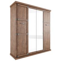 Шафа 4-х дверна Гербор - РІчард - 4D