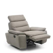 М'яке крісло з функцією гойдання та замком Gala Collezione - Stella - Fotel 1TVblok