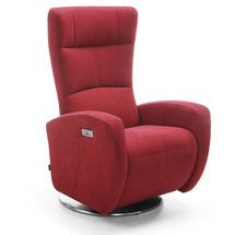 М'яке крісло з функцією релакс Gala Collezione - Innari - 1TV(aku)