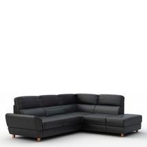 М'який куток Etap Sofa - Leo - 2,5F/OTM/BK
