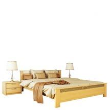 Дерев'яне ліжко Естелла - Афіна 180х200 (масив)