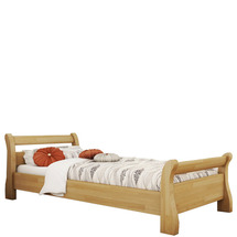 Дерев'яне ліжко Естелла - Діана 80х190 (щит)