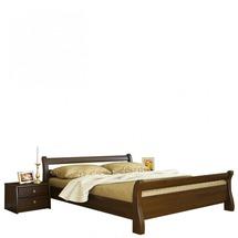 Дерев'яне ліжко Естелла - Діана 140х200 (щит)