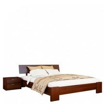 Дерев'яне ліжко Естелла - Титан 160х200 (щит)