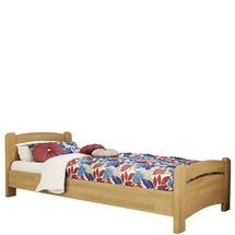 Деревянная кровать Эстелла - Венеция 80х190 (щит)