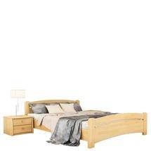 Дерев'яне ліжко Естелла - Венеція 160х200 (щит)