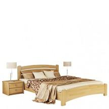 Дерев'яне ліжко Естелла - Венеція люкс 120х200 (щит)