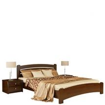 Дерев'яне ліжко Естелла - Венеція люкс 140х200 (щит)