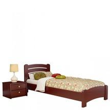 Дерев'яне ліжко Естелла - Венеція люкс 80х190 (масив)