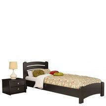 Дерев'яне ліжко Естелла - Венеція люкс 90х200 (масив)
