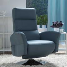 М'яке крісло з функцією релакс Vero - Basilico - Fotel 1 z f. relax, obrot. (v.II)