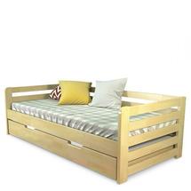Кровать детская Arbor Drev - Немо - 80х190 (бук)