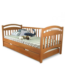 Ліжко дитяче Arbor Drev - Аліса - 90x200 (сосна)