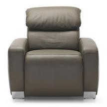 М'яке крісло з функцією релакс Gala Collezione - Ginger - fotel