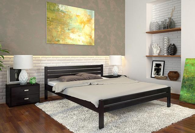 Ліжко Arbor Drev - Роял - 120x200 (бук)